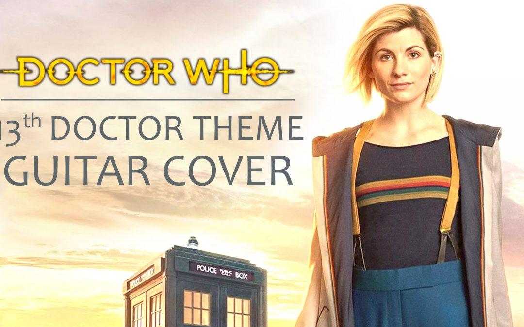 Doctor Who Gitarrencover