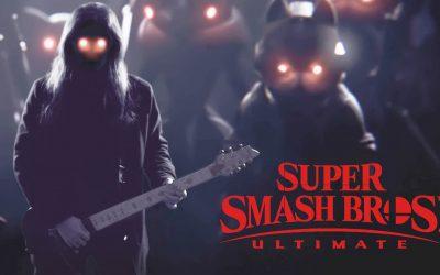 Lifelight Cover – Super Smash Bros. Ultimate