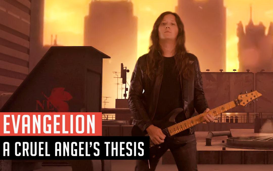 A Cruel Angel's Thesis – Neon Genesis Evangelion Opening
