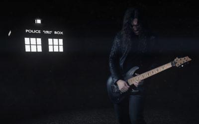 Doctor Who Theme (Gitarrenversion)